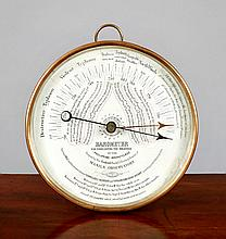 A RARE TYPHOON BAROMETER, LATE 19TH-CENTURY