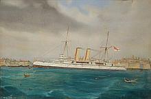 GAETANO D'ESPOSITO (ITALIAN, 1858-1911)