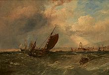 EDWIN HAYES (BRITISH, 1820-1904)
