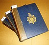 COL. CYRIL FIELD: 'BRITAIN'S SEA SOLDIERS', A HISTORY OF THE ROYAL MARINES PUBLISHED BY LYCEUM PRESS, LIVERPOOL, 1924, WITH FOREWORD BY EARL BEATTY, VOLUMES 1 AND 2;