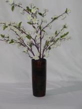 Artificial Flowers & Vase