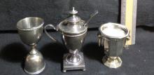 Silver Serving Pieces (b3) 3 Pieces
