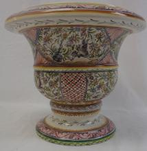 Italian Hand Painted Container