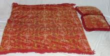 Decorative Pillow & Blanket