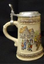 German Beer Stine Collector Series