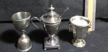 Silver Serving Pieces (b3) 3 Pieces