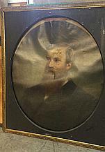 1850's Southern Portrait Of A Ravenel Descendent
