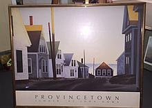 John Dowd Provincetown Summer '92 , Framed