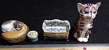 Porcelain Figures (a2) 4 Pieces