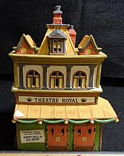 Dickens Village- Theater Royal