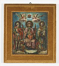Greek Icon 1857
