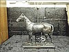Vintage horse table lamp