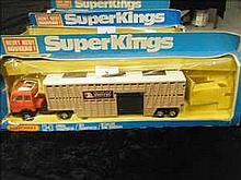 Matchbox Superkings K-8 Animal Transporter