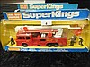 Matchbox Superkings K-39 Snorkel Fire-engine