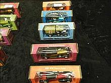 Matchbox models of yesteryear x5