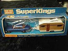 Matchbox Superkings K-69 Caravan touring set