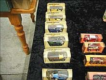 Matchbox models of yesteryear x6