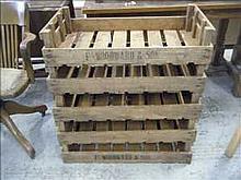 5 x waxed chitting trays