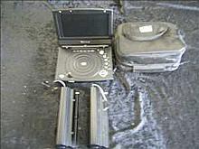 Tevion portable DVD player