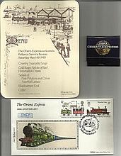 Railway, classic car and tram collection. Includes North Yorkshire Moors Ra