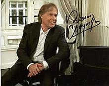 Richard Clayderman 8x10 inch photo signed by legendary pianist Richard Clay