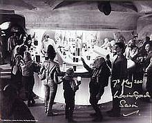Star Wars Saurin Laurie Goode genuine signed authentic autograph photo, 10