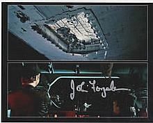 Star Wars John Forgham genuine signed authentic autograph colour photo, An