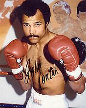 John Conteh Boxing genuine signed authentic autographs photo, 20cm x 25cm c