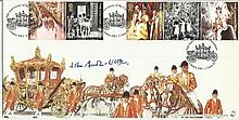John Brooke-Little 2003 Bradbury 50th Anniversary of the Coronation first d