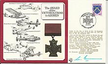 Victoria Cross Cover 15 Aug 84 Commemorating The First Award of the Victori