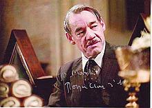 Roger Lloyd Pack signed colour 6 x 4 Harry Potter