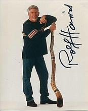 Rolf Harris 8x10 photo signed by Rolf Harris -