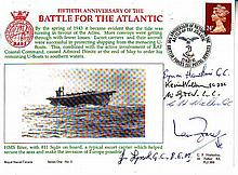 World War 2 Battle for the Atlantic 50th