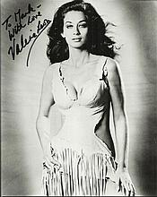 Valerie Leon starred in two James Bond films and