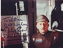 Michael Sheard as Admiral Ozzell in Star Wars