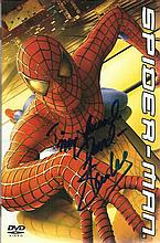 Stan Lee to my friend David signed to inside of