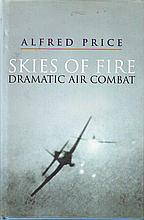 Skies of fire, dramatic air combat by Alfred
