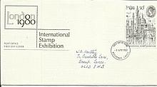 GB FDCs over 50 from 1970/80s big mix hand and