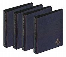 RAF Museum Black Cover Albums. Four used albums