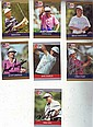 Golf signed collection of seven PGA Pro Tour