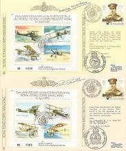 Joint Service Fighter Special Signed Cover Collect