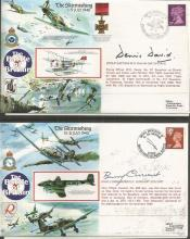 RAFA Battle of Britain Signed Cover Collection. 30