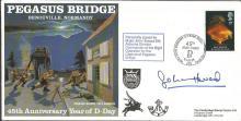 Pegasus Bridge D-Day Veterans Signed Cover Collect