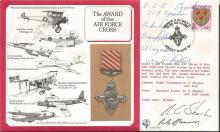 Battle of Britain veteran Robert Sargent signed co