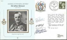 Battle of Britain veteran George Welford signed co