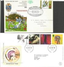 Stamps and First Day Covers Collection 4. Selectio