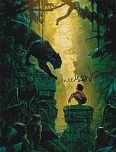Neel Sethi Signed Jungle Book 8