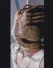 John Hurt Signed 8