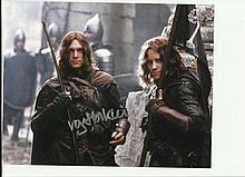 Royd Tolkein signed 10x8 colour photo, from Lord of the Rings. Good condition.