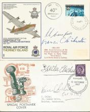 Francis Chichester, Explorers and Adventurers Collection. Fantastic lot of
